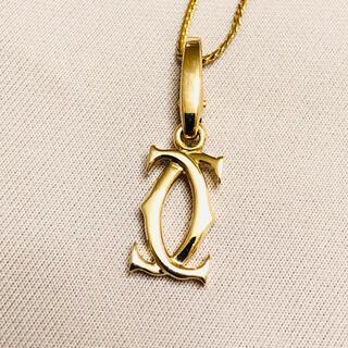 Cartier - カルティエ k18 ネックレスチャーム k18ネックレス付き