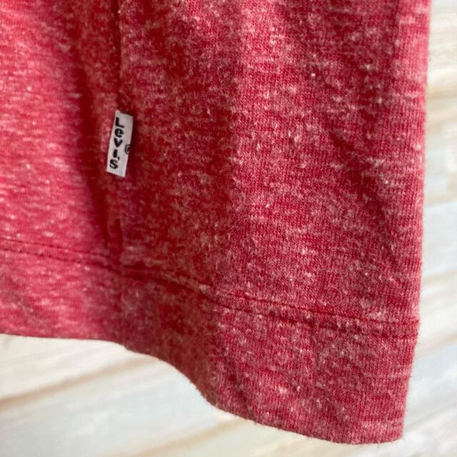 Levi's(リーバイス)のUS輸入物 リーバイス 半袖ボタンシャツ 90sVINTAGE メンズのトップス(Tシャツ/カットソー(半袖/袖なし))の商品写真