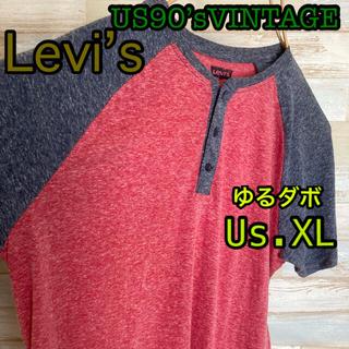 Levi's - US輸入物 リーバイス 半袖ボタンシャツ 90sVINTAGE