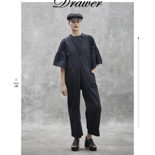 Drawer - ドゥロワー t-mat ブラウス