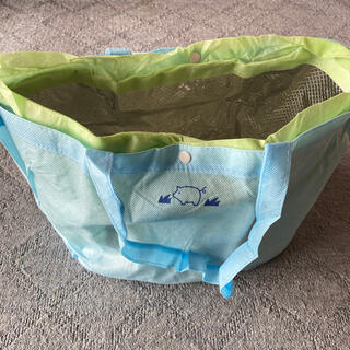 フェリシモ(FELISSIMO)のフェリシモ 保冷エコバッグ 不織布付き(エコバッグ)