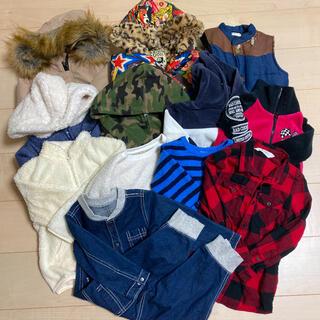 ユニクロ(UNIQLO)の男の子 洋服 まとめ売り(その他)