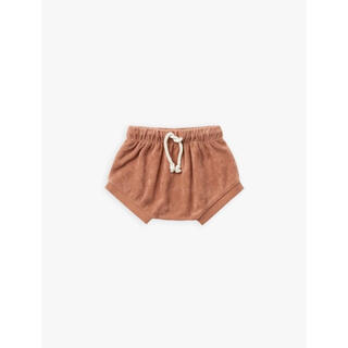 Caramel baby&child  - QUINCY MAE / terry short terracotta 2-3y