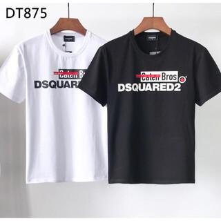 ディースクエアード(DSQUARED2)のDSQUARED2 2枚8980円 TシャツM~3XL ※875(Tシャツ/カットソー(半袖/袖なし))