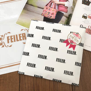 FEILER - FEILER 新品ハンカチ