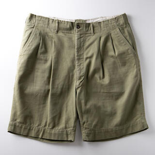 COMOLI - 【希少】60s Vintage cotton chino shorts USA製