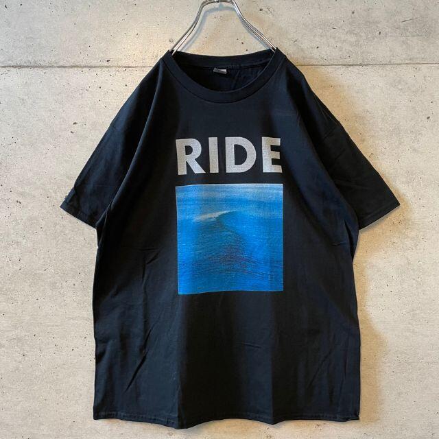 """RIDE """"nowhere"""" tee バンドTシャツ シューゲイザー メンズのトップス(Tシャツ/カットソー(半袖/袖なし))の商品写真"""