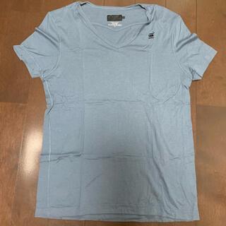 ジースター(G-STAR RAW)のG-STAR RAW ジースター Vネック 無地 Tシャツ(Tシャツ/カットソー(半袖/袖なし))