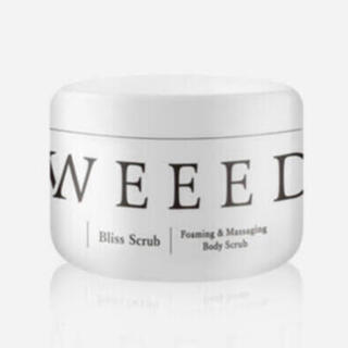 WEED スクラブ ブリススクラブ WEEED