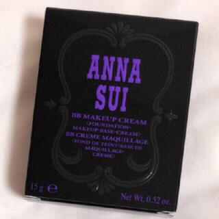 アナスイ(ANNA SUI)の【新品】ANNA SUI BBメイクアップクリーム(BBクリーム)