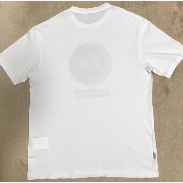 MONCLER(モンクレール)のSALE モンクレール20aw HIROSHI FUJIWARA レコード T  メンズのトップス(Tシャツ/カットソー(半袖/袖なし))の商品写真