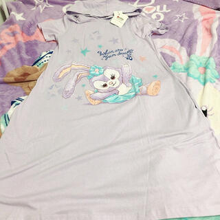 ディズニー(Disney)の新品香港ディズニー ステラルー Tシャツワンピ(ミニワンピース)