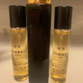 CHANEL - CHANEL No5 バーススプレイシャネル 香水