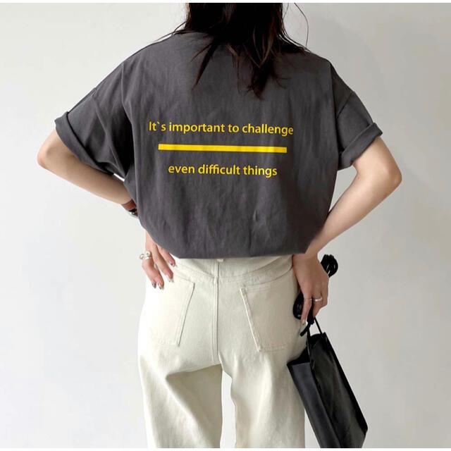 shi4285様専用ページ(2点まとめ買い) レディースのトップス(Tシャツ(半袖/袖なし))の商品写真
