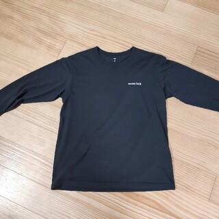 モンベル(mont bell)のモンベル WIC.ロング  長袖 Tシャツ ウィックロン メンズ M(Tシャツ/カットソー(七分/長袖))