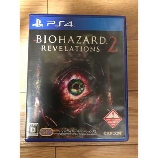 PlayStation4 - バイオハザードリベレーションズ2