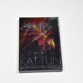 カトゥーン(KAT-TUN)のKAT-TUN◆COUNTDOWN LIVE 2013◆DVD◆初回プレス(ミュージック)