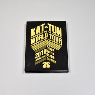 カトゥーン(KAT-TUN)のKAT-TUN◆NO MORE PAIN◆LIVE DVD◆初回限定盤(ミュージック)