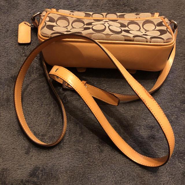 COACH(コーチ)のMaki様専用ページ【Coach】ショルダーバッグ(送料込み) レディースのバッグ(ショルダーバッグ)の商品写真