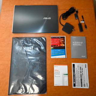 ASUS - ZenBook 14 UM425IA(AMD Ryzen7 4700/16GB)