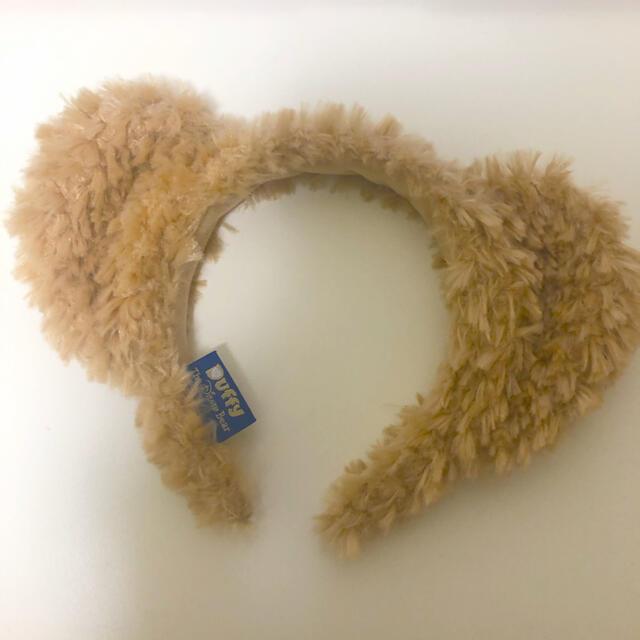 ダッフィー(ダッフィー)のダッフィー♡カチューシャ レディースのヘアアクセサリー(カチューシャ)の商品写真
