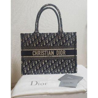 Christian Dior - DIOR ディオール オブリーク スモールバッグ ブックトート