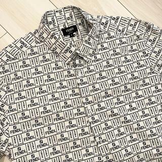 FENDI - FENDI、シャツ41美品