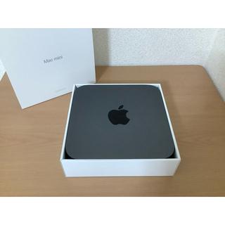 Mac (Apple) - Mac mini (2018) - スペースグレイ