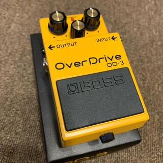 ボス(BOSS)のBOSS ボス OD-3 OverDrive オーバードライブ(エフェクター)