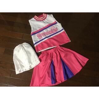 美品⭐️Sweetie チアガール コスプレ ピンク (衣装一式)
