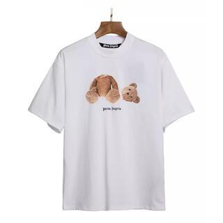 palmangels  Bear T シャツ 熊 くま ベアー 白 ホワイト