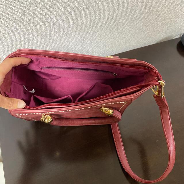 ショルダーバック レディースのバッグ(ショルダーバッグ)の商品写真