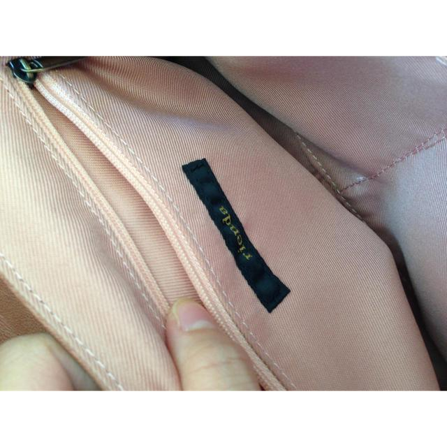 rienda(リエンダ)のピンク♡チェーンバック レディースのバッグ(ハンドバッグ)の商品写真