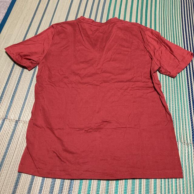 Vネック Tシャツ メンズのトップス(Tシャツ/カットソー(半袖/袖なし))の商品写真