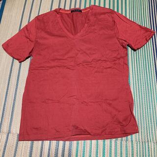 Vネック Tシャツ