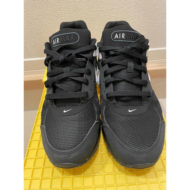 NIKE(ナイキ)のNIKE AIR MAX BLACK メンズの靴/シューズ(スニーカー)の商品写真