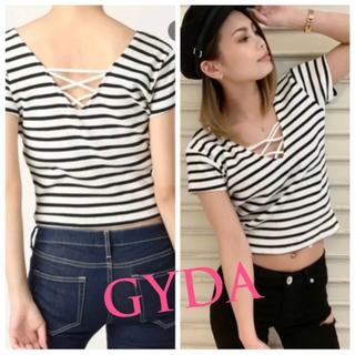 GYDA - GYDA 2Way バインダーTシャツ
