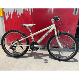 LOUIS GARNEAU - ルイガノ j22 キッズ自転車 22インチ マウンテンバイク