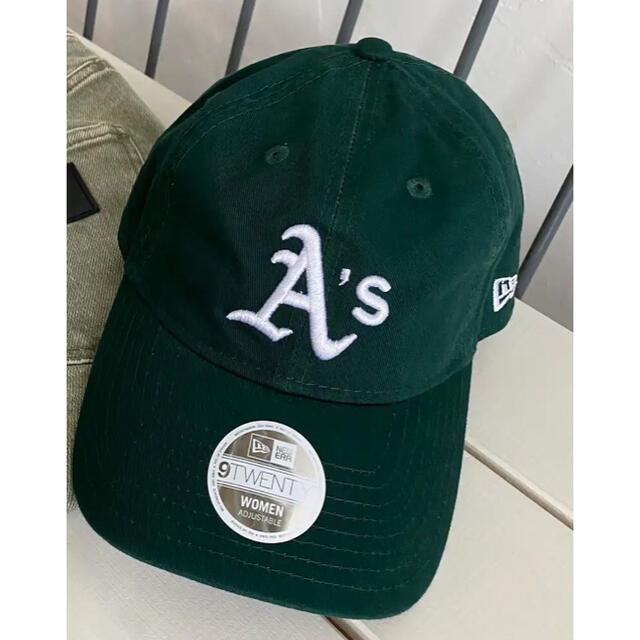 NEW ERA(ニューエラー)の新品未使用 new ERA キャップ メンズの帽子(キャップ)の商品写真