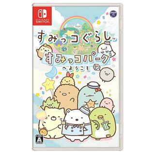 Nintendo Switch - すみっコぐらし すみっコパークへようこそ Switch 美品