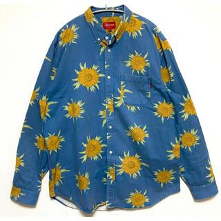 Supreme - Supreme Sunflower Shirt / ひまわり