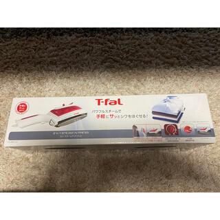 ティファール(T-fal)のT-fal 2in1 スチームアンドプレス DV8610J1(アイロン)