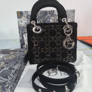 Christian Dior - 新品未使用 LADY DIOR ミニバッグ