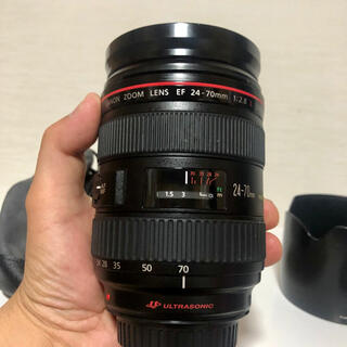 Canon - [美品] Canon 24-70 f2.8L USM