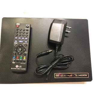 エルジーエレクトロニクス(LG Electronics)のLG BP250 Blu-ray DVD プレーヤー(ブルーレイプレイヤー)