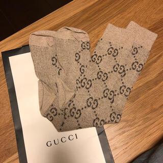 Gucci - ※最安値 GUCCI ラメGG ソックス レディース