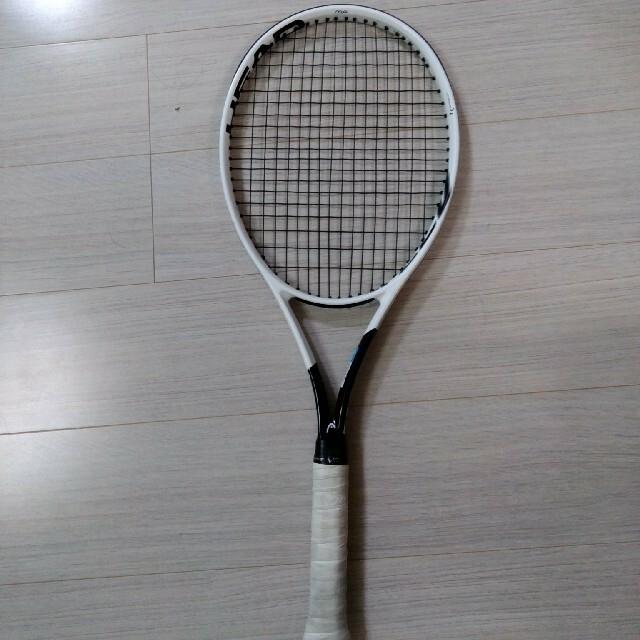 HEAD(ヘッド)の【現行モデル・美品】グラフィン 360+ スピードMP スポーツ/アウトドアのテニス(ラケット)の商品写真
