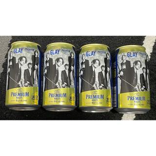 サントリー - グレモル GLAY  プレミアムモルツ 4缶セット