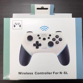 Nintendo Switch - switch 最新コントローラー スイッチ ワイヤレス プロコン HD振動 6軸