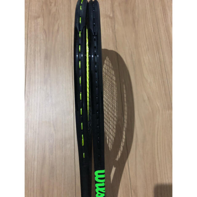 wilson(ウィルソン)のブレード 98 BLADE 98 16×19 g2 スポーツ/アウトドアのテニス(ラケット)の商品写真